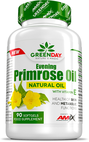 Amix GreenDay Primrose Evening Oil 90 caps