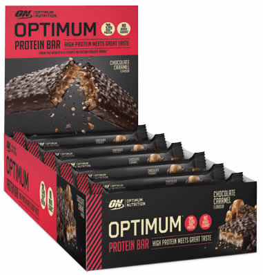 Optimum Nutrition Protein Bar 10 barritas x 60 gr