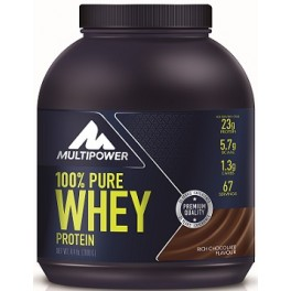 Multipower 100% Pure Whey Protein 2000 gr