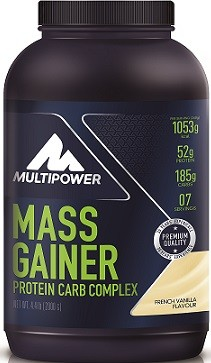 Multipower Mass Gainer Protein Carb Complex 2000 gr