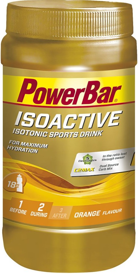 PowerBar Isoactive 600 gr