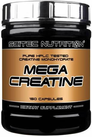 Scitec Nutrition Mega Creatine 150 caps