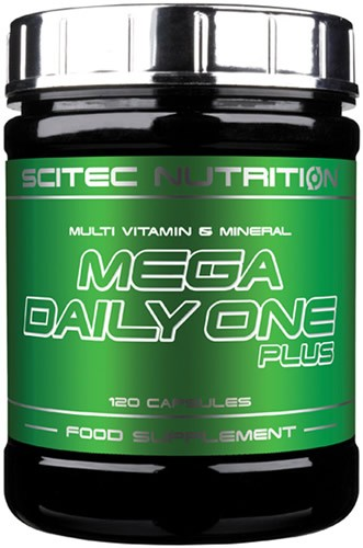 Scitec Nutrition Mega Daily One Plus 60 caps
