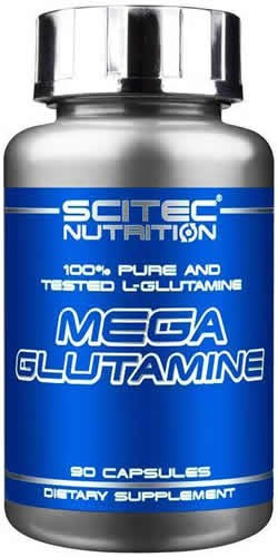 Scitec Nutrition Mega Glutamin 90 caps