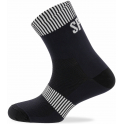 - Spiuk Sportline Calcetín Top Ten Medio Largo Unisex - Negro 40-43