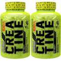 Pack 3XL 100% Pure Creatine Formato Exclusivo 2 botes x 100 tabs