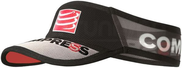 Compressport Visor Ultra Light v2 Negro
