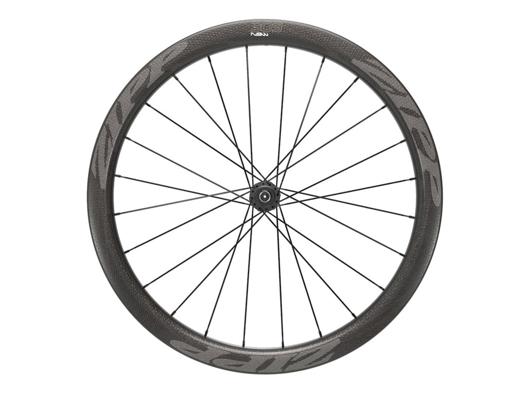Zipp Rueda 303 Nsw Tubeless Disc Cl. Del 24r Hub (cognition D) V1