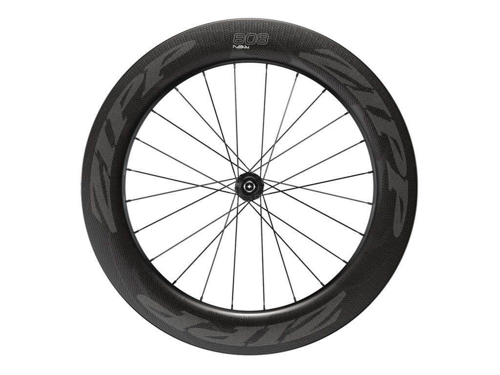 Zipp Rueda 808 Nsw Tubeless Disc Cl. Del 24r Hub (cognition D) A1