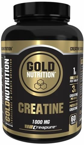 Gold Nutrition Creatine 1000 mg 60 caps