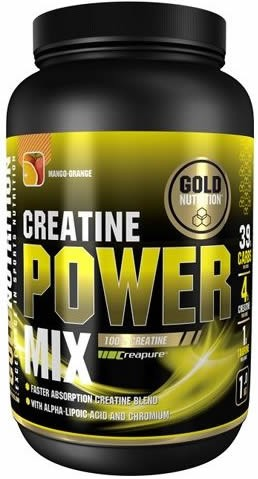 Gold Nutrition Creatina Power Mix 1 kg