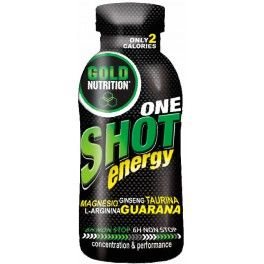 Gold Nutrition One Shot Energy 20 botellas x 60 ml