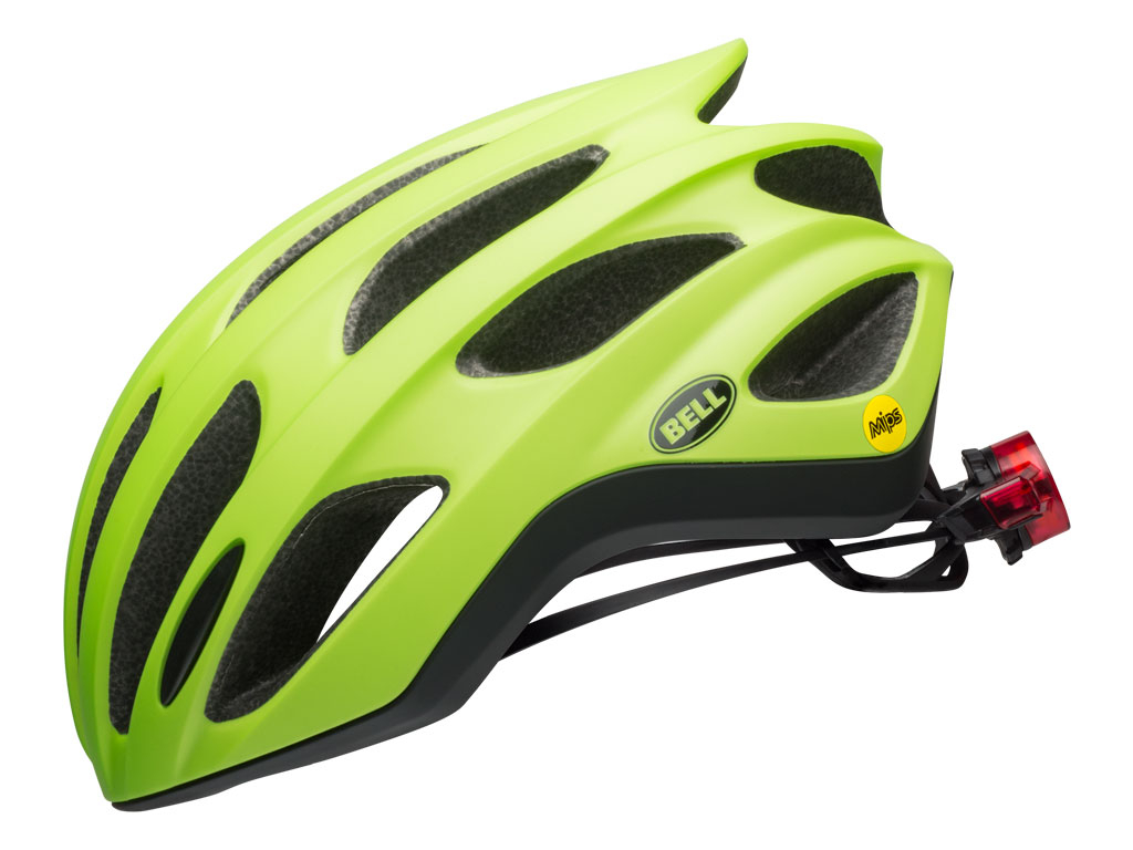 Bell Formula Led Mips 2019 Bright Green/black S