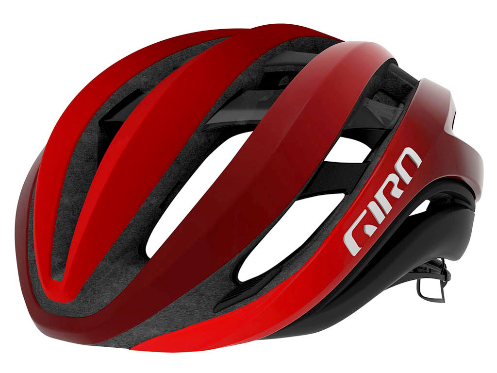 Giro Aether Mips 2019 Matte Red/white/black S