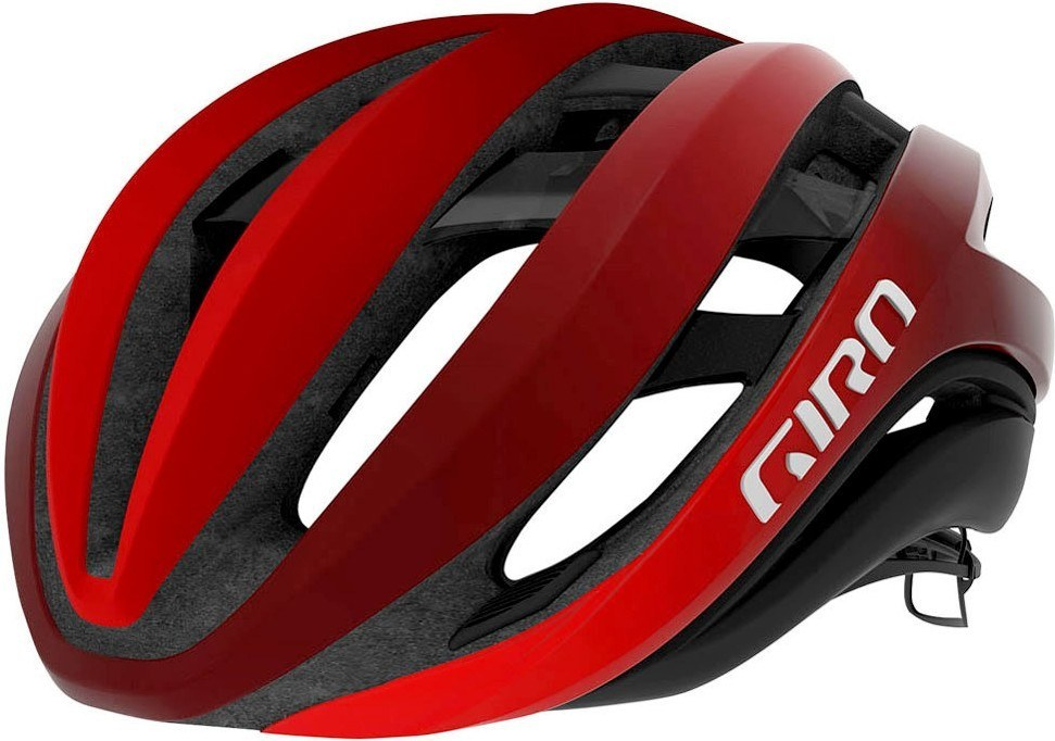Giro Aether Mips 2019 Matte Red/white/black M