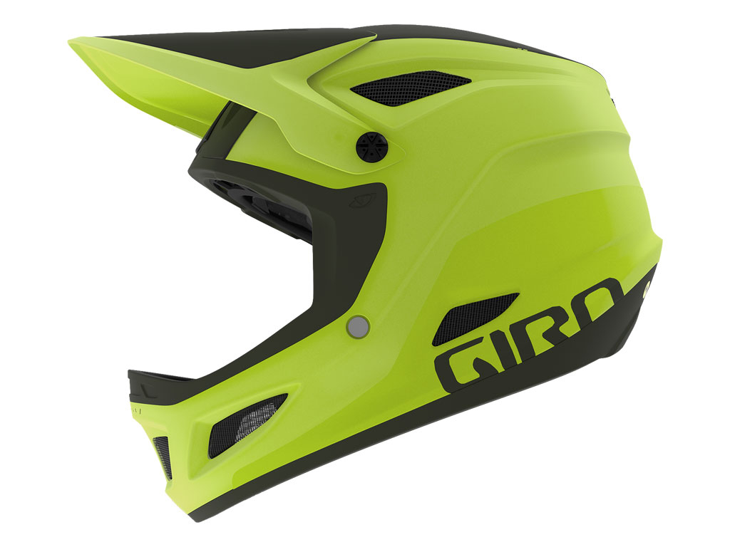 Giro Disciple Mips 2019 Matte Lime/black S
