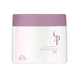System Professional Sp Balance Scalp Mask 400 Ml Unisex