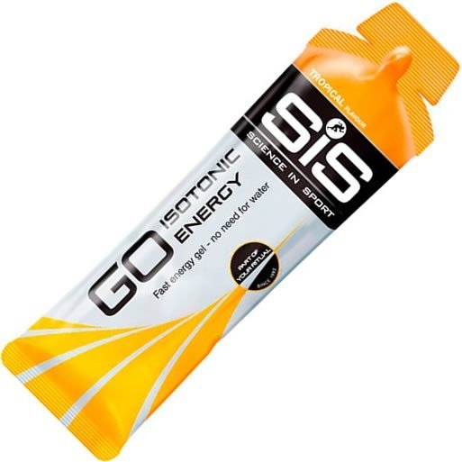 SiS GO Isotonic Energy 1 gel x 60 ml