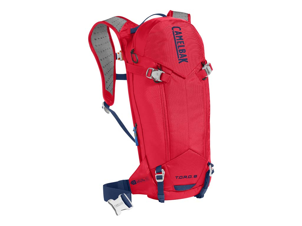 Camelbak T.o.r.o Protector 8 - 2019 Dry Racing Red/pitch Blue