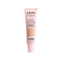 Nyx Bare With Me Tinted Skin Veil True Beige Buff 27 Ml Mujer