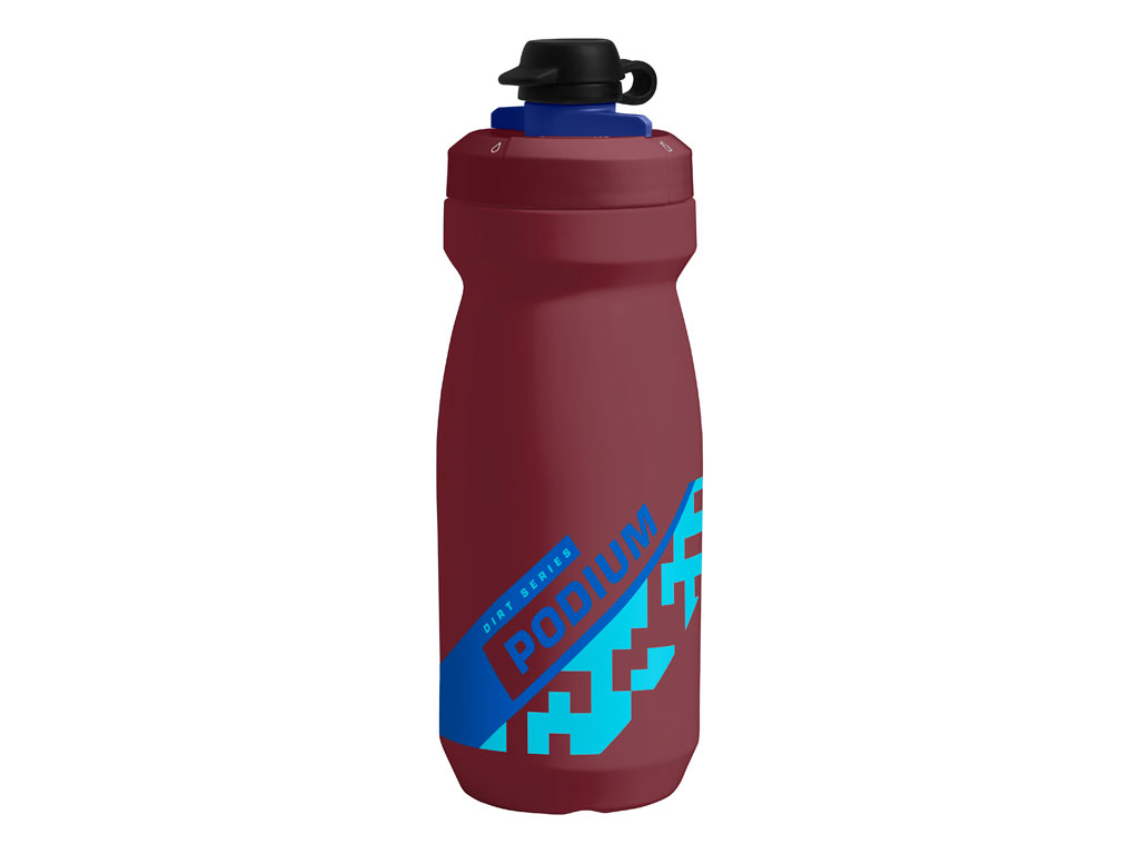 Camelbak Podium Dirt Series 2019 Burgundy/blue 0.6l