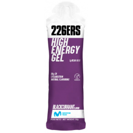 226ERS High Energy Gel con BCAA 1 gel x 60 ml
