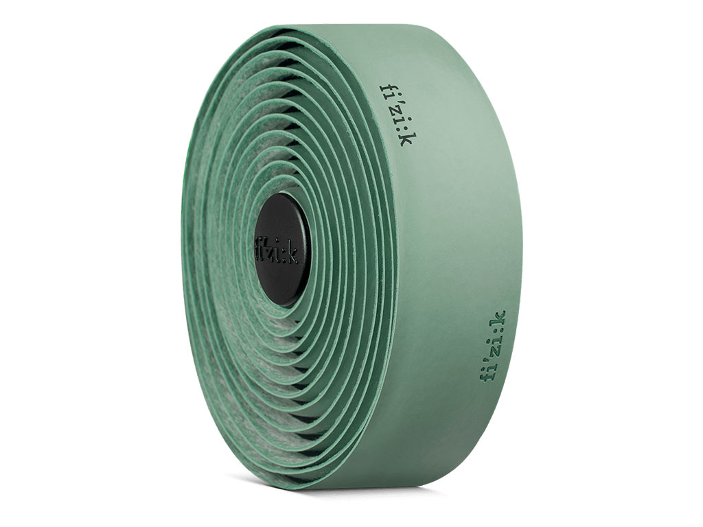 Fizik Cinta De Manillar Terra Microtex Bondcush Tacky 3mm Green/blue