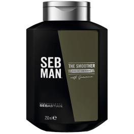 Seb Man Sebman The Smoother Conditioner 250 Ml Hombre