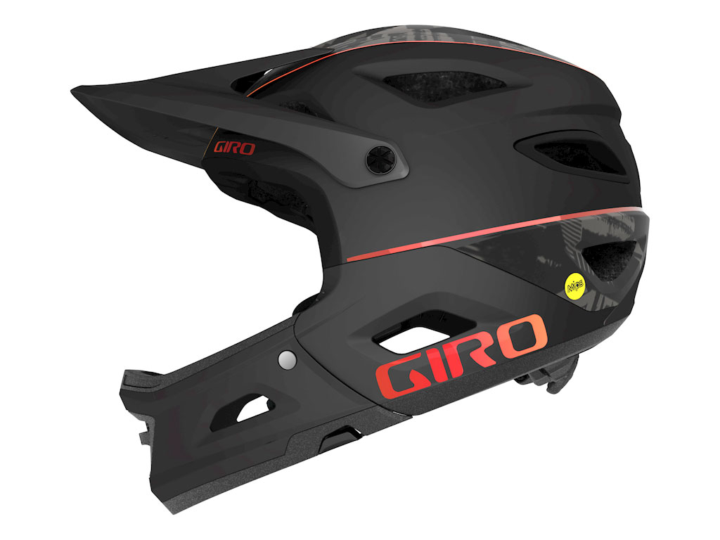 Giro Switchblade Mips 2020 Matte Black/hypnotic M