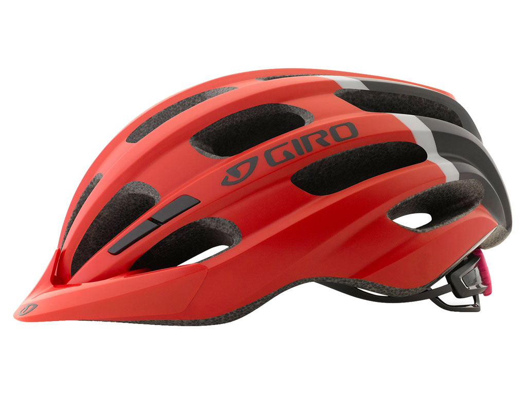Giro Hale 2020 Matte Bright Red