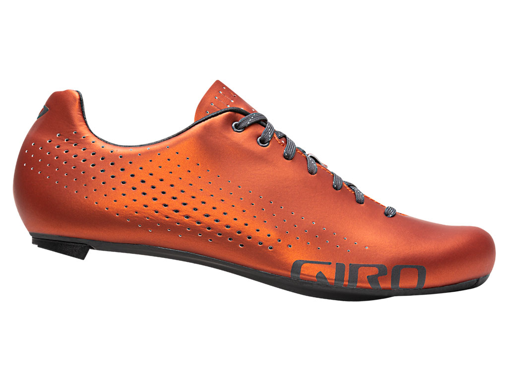 Giro Empire 2020 Red/orange Anodized 45