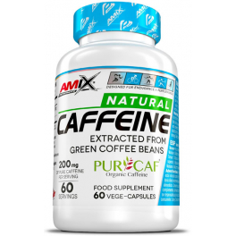 Amix Performance Natural Caffeine 60 caps