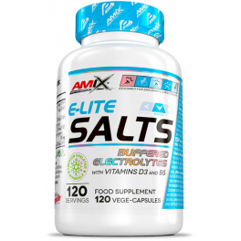 Amix Performance E-Lite Salts 120 caps