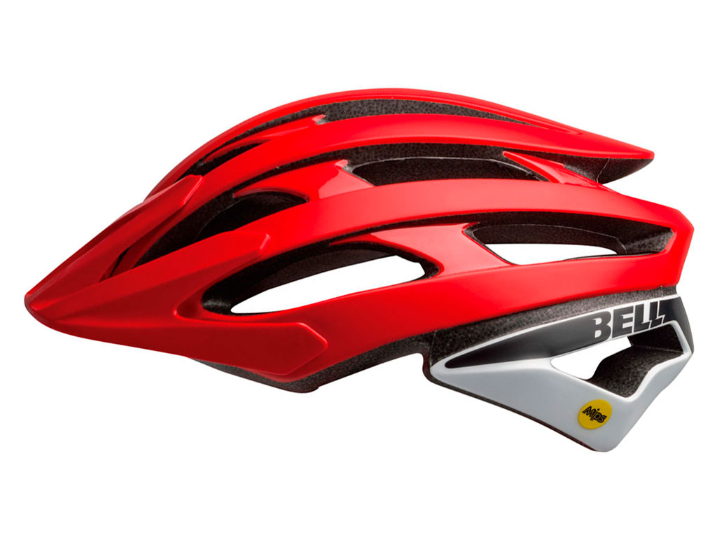 Bell Catalyst Mips 2020 M/g Red/black