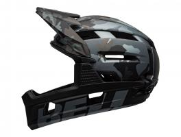 Bell Super Air R Mips 2020 Black Camo S