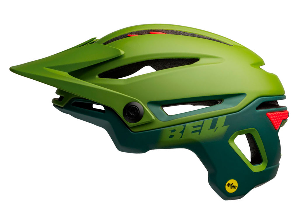 Bell Sixer Mips 2020 Green/infrared L