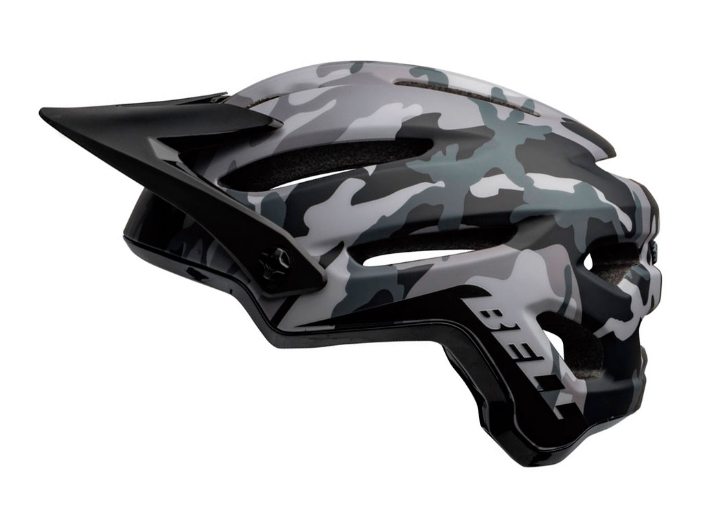 Bell 4forty 2020 Black Camo L