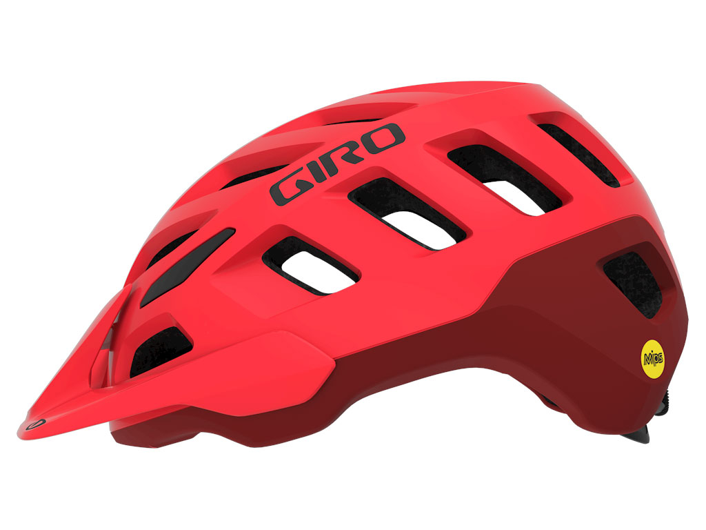 Giro Radix Mips 2020 Bright Red/dark Red S