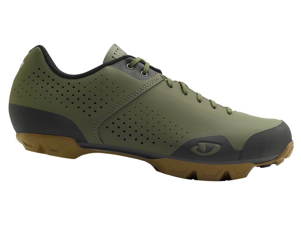 Giro Privateer Lace 2020 Olive/gum 47