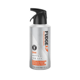 Fudge Professional Finish Matte Hed Gas 135 Ml Unisex