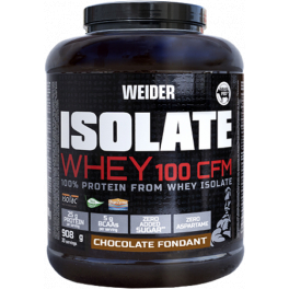 Cad-20/09/20 Weider Isolate Whey 100 CFM 908 gr Chocolate Fondant