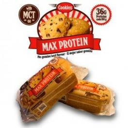 Max Protein Cookies Forest Fruit & White Choco