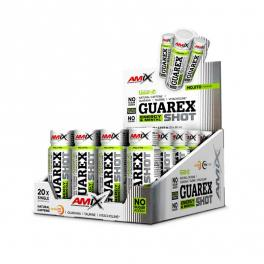 Amix Guarex Enery & Mental Shot 20*60 Ml Mojito