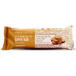 Super Bar Woman Collection 40g Galleta Nata