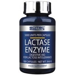 Scitec Essentials Lactase Enzyme 100 caps