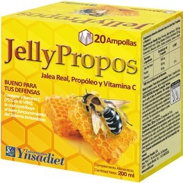 Ynsadiet Jelly Propos 1500 Mg 20 Viales