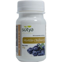 Sotya Mirtilo (Bilberry) 100 Comp