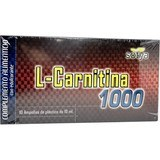 Sotya L-carnitina 1000 Mg. 10 Ampollas
