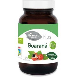 El Granero Integral Guarana Bio 400 Mg 90 Caps