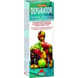 Intersa Depurator Jarabe 250 Ml
